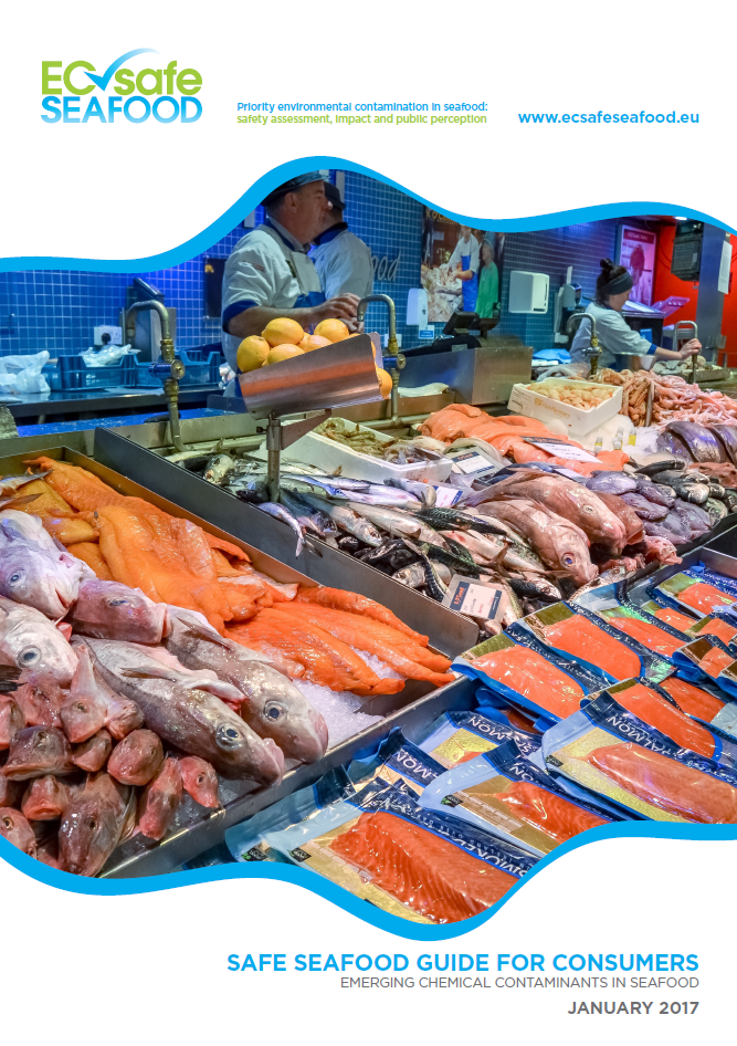 New Safe Seafood Guides Available for Consumers, Industry Stakeholders and Policymakers