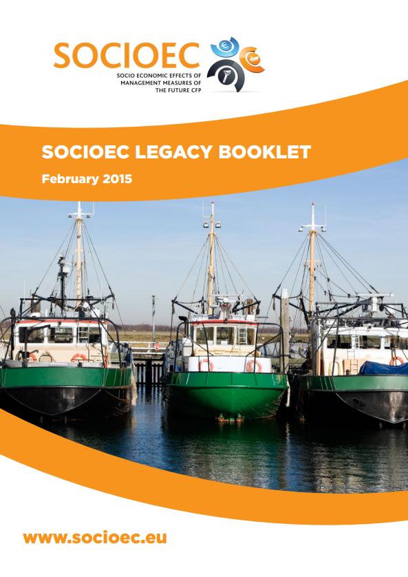 Socioec legacy booklet