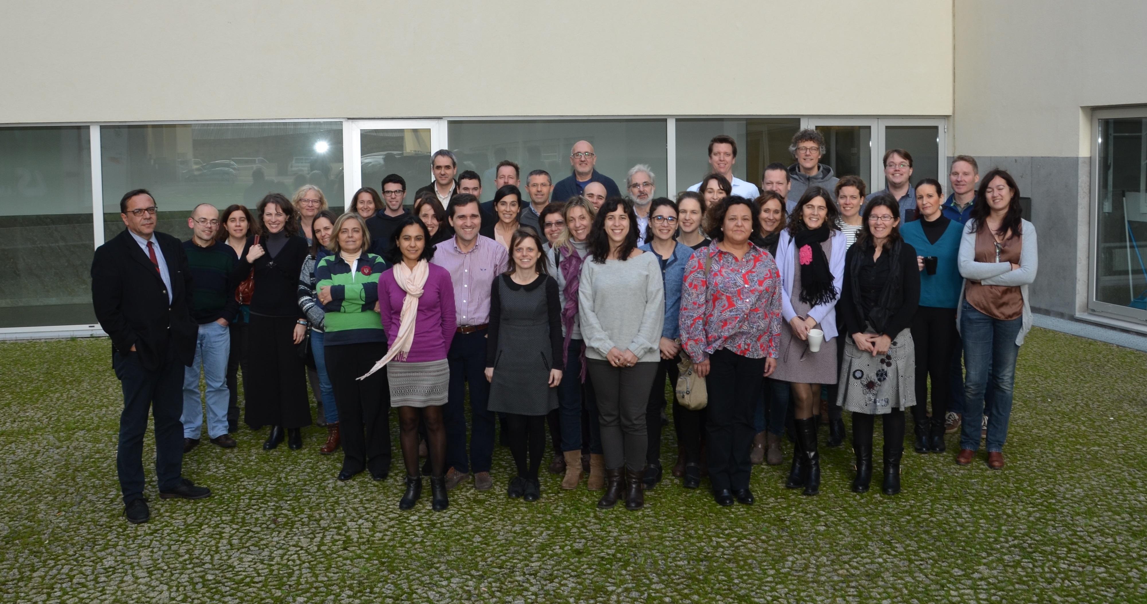 Porto meeting group photo