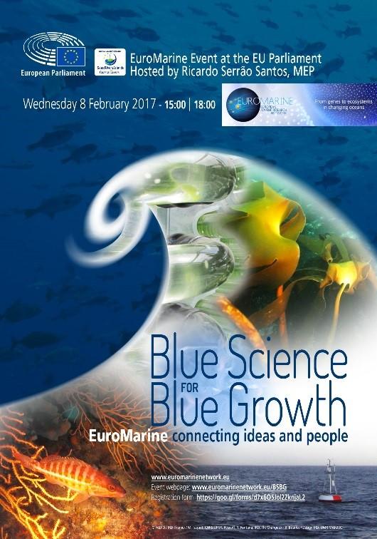 Euromarine event flyer
