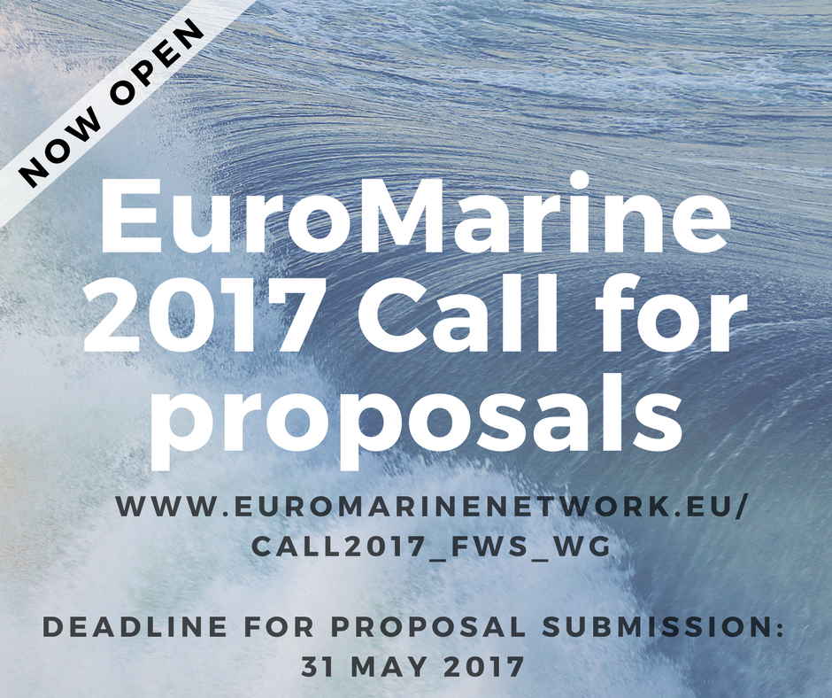 EuroMarine 2017 Call for Proposals