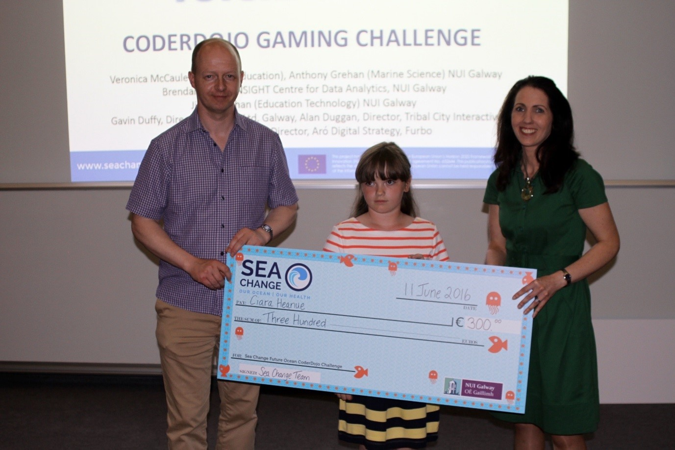 Sea Change CoderDojo