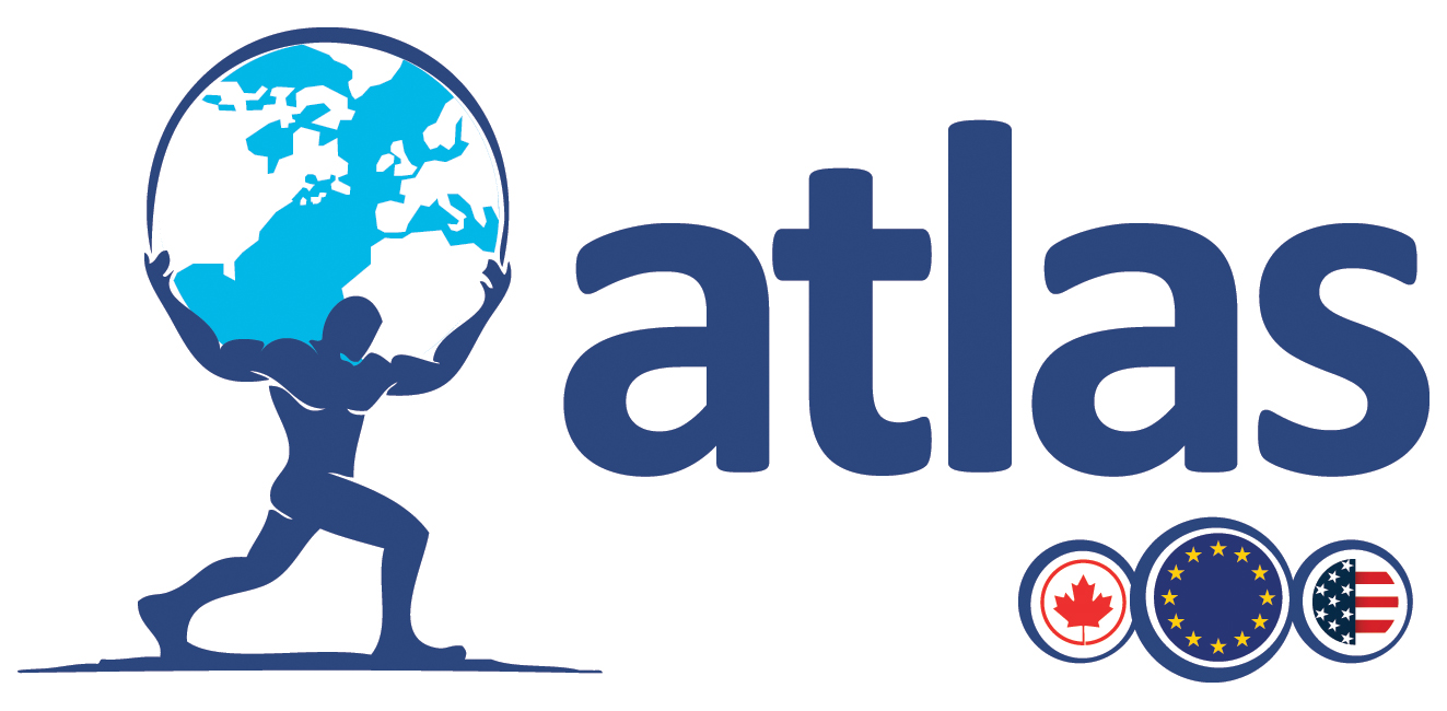 atlas final logo with flags