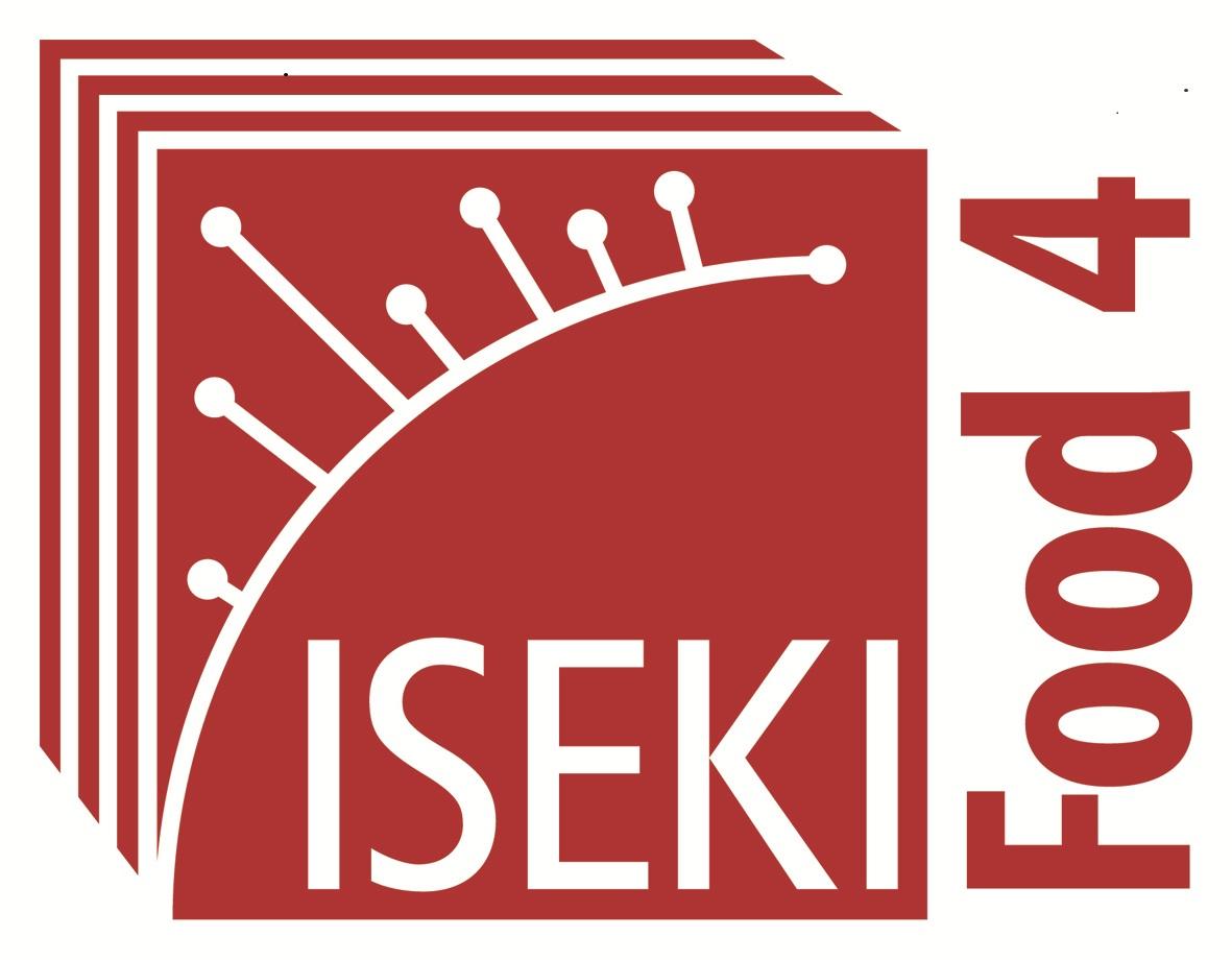ISEKI FOOD 4 logo